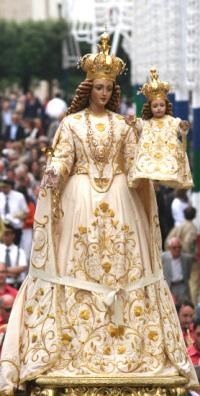 Sacra Immagine della Mater Domini - FESTA PATRONALE 20 maggio