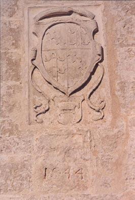 Stemma medievale 1544