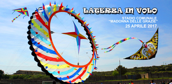 Laterza in volo 2017