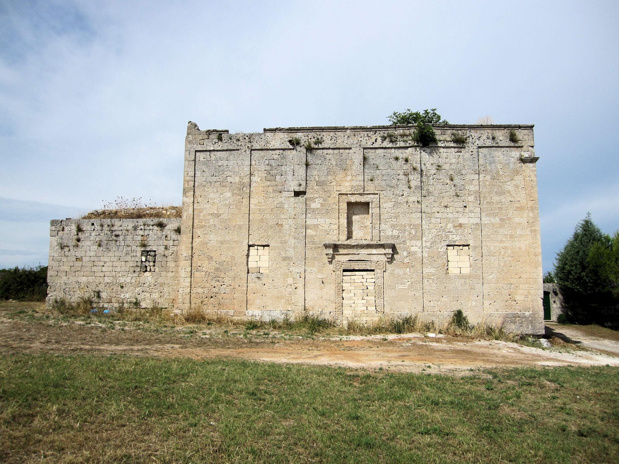 Chiesa di Santa Croce fuori la Mura
